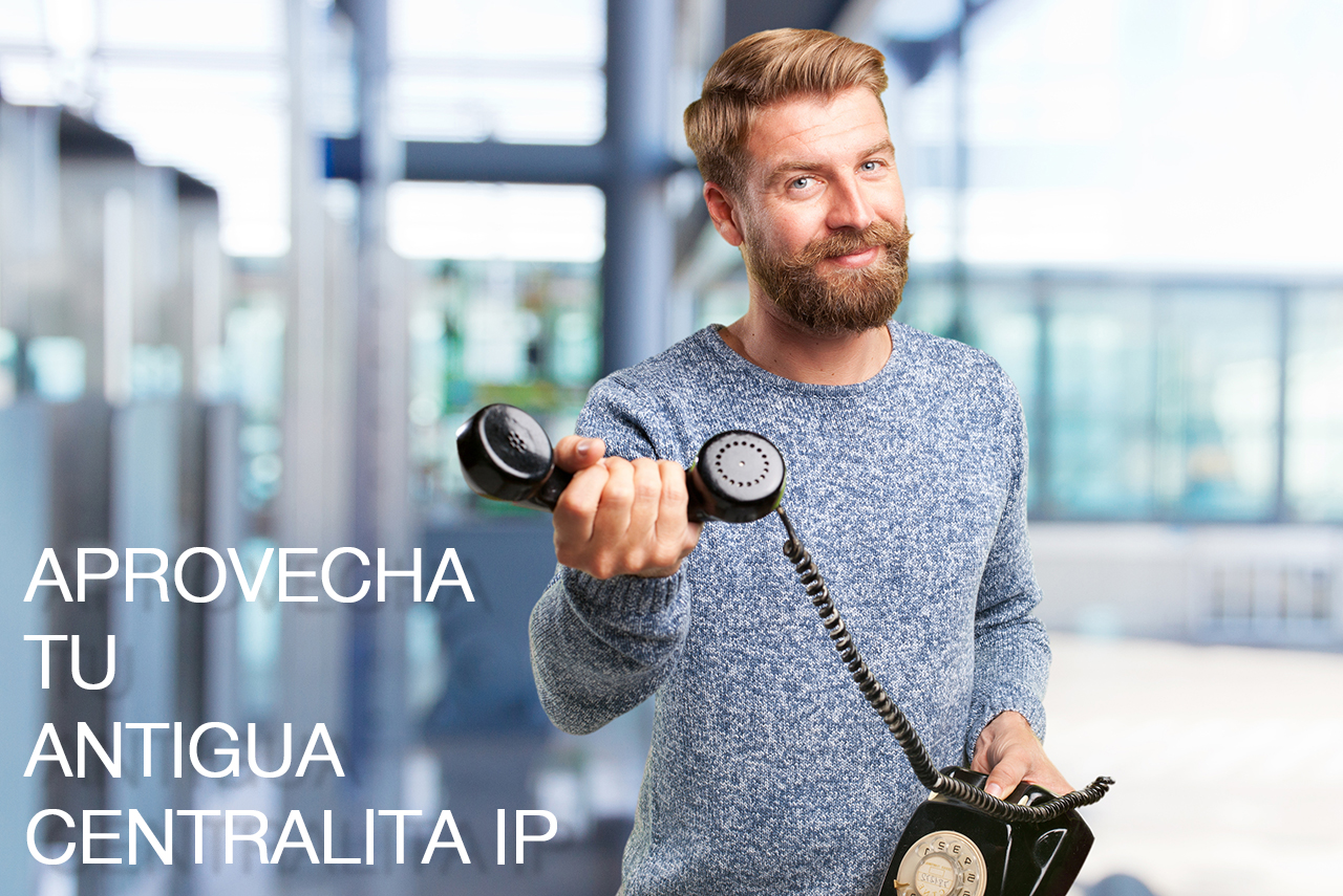 Centralita telefónica de Voz IP